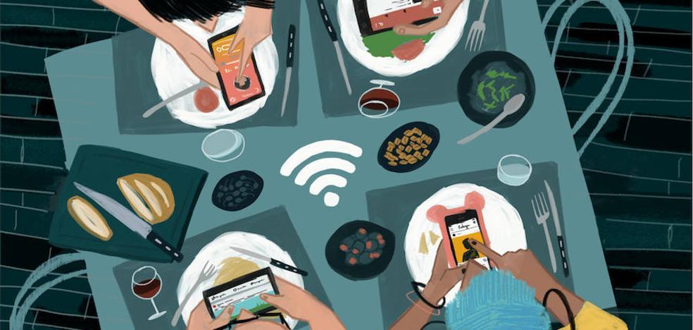 A cuatro manos: Las nuevas tecnologías y las familias