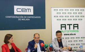 Málaga es la provincia española con mayor crecimiento de autónomos