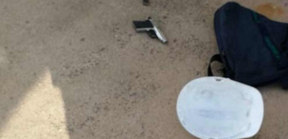 Un hombre intenta atracar a punta de pistola en el parque acuático de Torremolinos