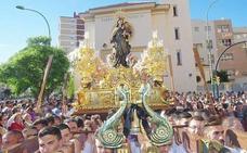 Cambios en el tráfico por las procesiones de la Virgen del Carmen este fin de semana en Málaga