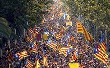 El independentismo pierde fuelle en Cataluña
