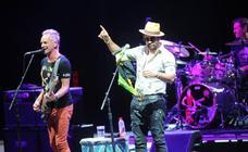 Sting y Shaggy, en concierto en Starlite Marbella