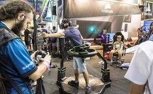 El mundo 'geek' se instala en Gamepolis