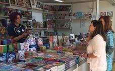 El Paseo de la Alameda acoge la Feria del Libro de Marbella