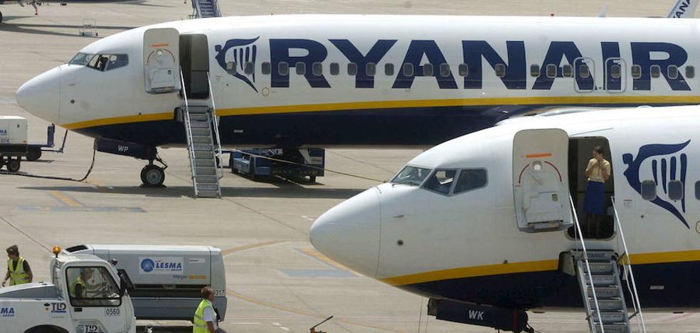 Ryanair cancelará 24 vuelos en Málaga durante los próximos días 25 y 26 de julio