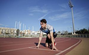 Troyano busca en Getafe la mínima para el Europeo en la prueba de 200 metros