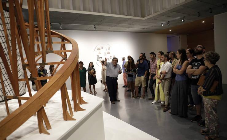 El Pompidou, el Museo Ruso y la Casa Natal estrenan 'Noche en el Museo'