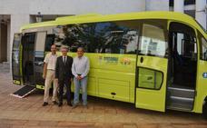 Nuevo vehículo para el servicio de autobuses en Rincón de la Victoria