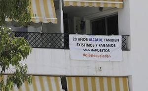 Málaga Este, el distrito que clama contra el «olvido y abandono» municipal