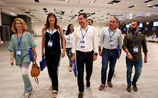 Casado a Moreno: «Hay que acabar con 40 años de fracasos políticos»