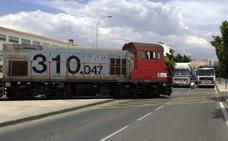 Los trenes volverán al Puerto de Málaga a mediados de septiembre