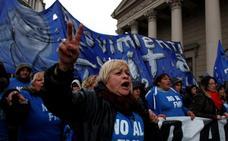 El fraude electoral acorrala a Macri