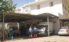 Un técnico de ambulancia de Las Albarizas sufre una agresión por parte de un paciente ebrio