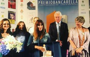 Dolores Redondo, premiada con el Bancarella por los libreros italianos