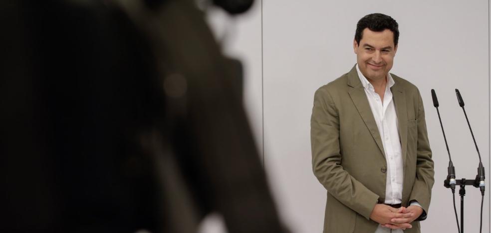 Casado insta a todos en el PP a un cierre de filas con Moreno cara a las andaluzas