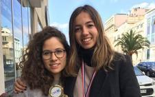 Dos malagueñas, campeonas del mundo de debate universitario