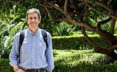 José María Mancheño: «La gente se piensa que en Málaga estamos todo el día en la playa»