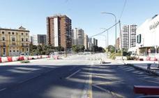 Las obras para terminar el metro en El Corte Inglés se retomarán el próximo martes