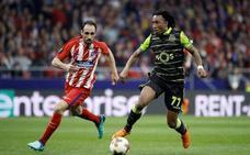 El Atlético refuerza su ataque con Gelson Martins