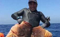 Juan Toro, amigo del buceador desaparecido: «Ninguno estamos preparados para una fatalidad así»