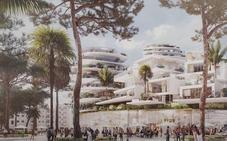 Los promotores de La Térmica apuestan por una arquitectura innovadora