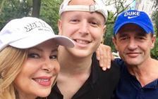 Ana Obregón sobre el cáncer que padece su hijo: «Esta pesadilla acabará pronto»