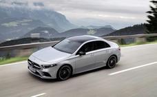 Mercedes Clase A Sedán, tecnología y aerodinámica