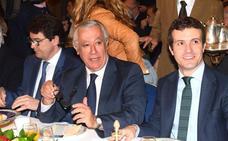 Pablo Casado retira a Javier Arenas de la primera línea política después de treinta años