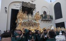 La Esperanza rechaza la propuesta de la Agrupación de Cofradías de Málaga para cambiar el recorrido oficial