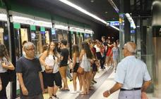 Un acuerdo laboral pone fin a las movilizaciones de los trabajadores del metro de Málaga