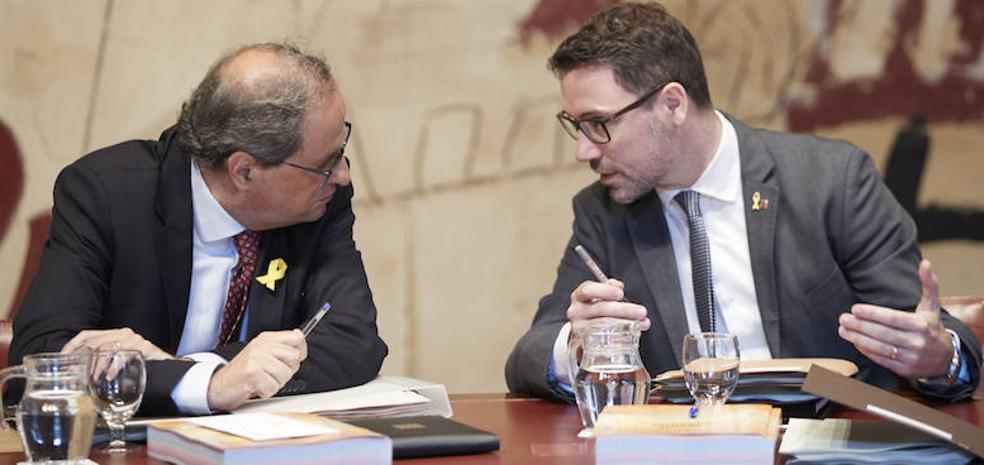 La Generalitat lleva el referéndum y los presos a la comisión bilateral