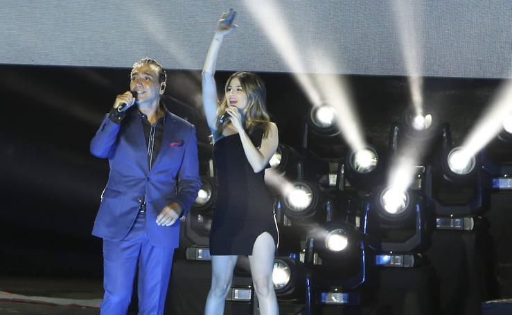 Alejandro Fernández celebra sus 25 años de carrera en Fuengirola