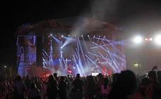 El Coca-Cola Music Experience llena Sacaba de música