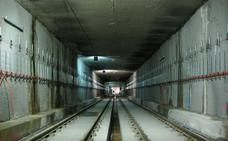 El metro entra en una fase clave al reanudarse las obras para llegar al Centro