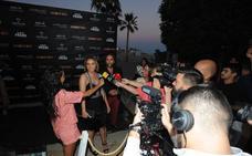 Las celebridades de la Global Gift, de fiesta en la Playa del Cable