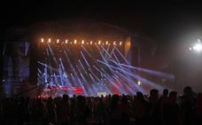 Más de 75.000 personas disfrutan del Coca-Cola Music Experience en Málaga