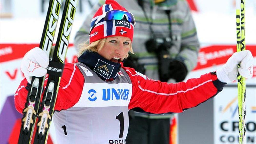 Fallece a los 38 años la campeona olímpica Vibeke Skofterud