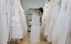 El pueblo de los vestidos de novia