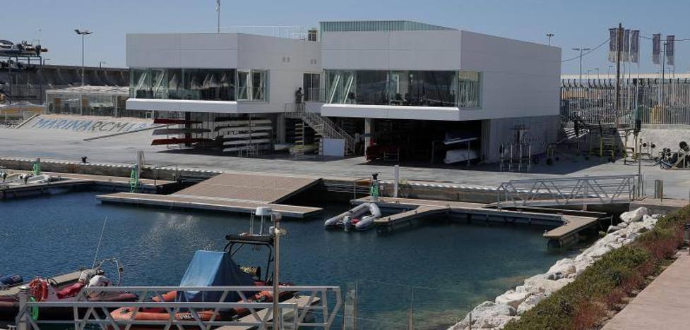 El Club Mediterráneo inaugura el edificio de la marina para remeros y deportistas de vela