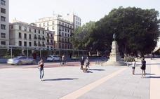 Una constructora de Elche hará peatonal el lateral sur de la Alameda Principal de Málaga