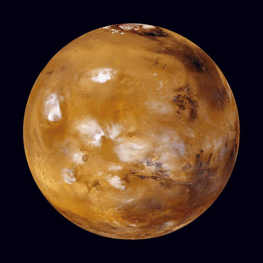 Resultado de imagen de El Planeta Marte