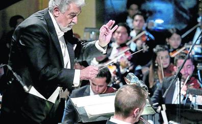 Plácido Domingo debuta como director de orquesta en Bayreuth, el feudo de Wagner