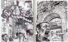 Emil Ferris y sus monstruos imparables