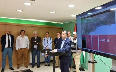 La Junta autoriza actuaciones en las fosas de Antequera, El Burgo, Montejaque, Pizarra y Gaucín