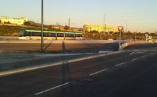 Metro Málaga tardará otros siete meses en instalar el semáforo necesario para conectar los campus en Teatinos