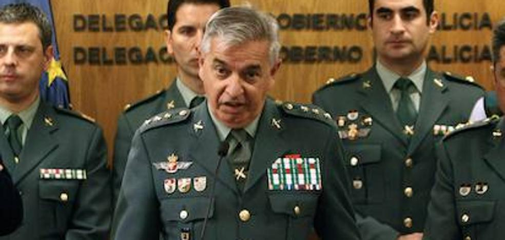 Interior fulmina al jefe de la UCO de la Guardia Civil por «pérdida de confianza»