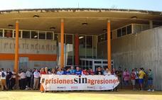 Trabajadores de Archidona y Alhaurín secundan el paro del sector penitenciario