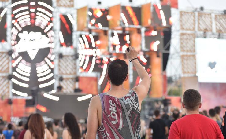 Los Álamos Beach Festival se estrena en Estepona