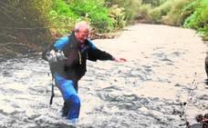 José Borrell, pasión por la naturaleza de la Serranía de Ronda y el Valle del Genal