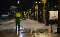 Los trabajadores de la limpieza convocan una huelga indefinida desde el 10 de agosto en Fuengirola